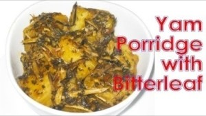 Video: How to Make Vanilla Yam Porridge with Bitterlea